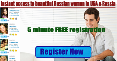 Russian Woman That Register 45